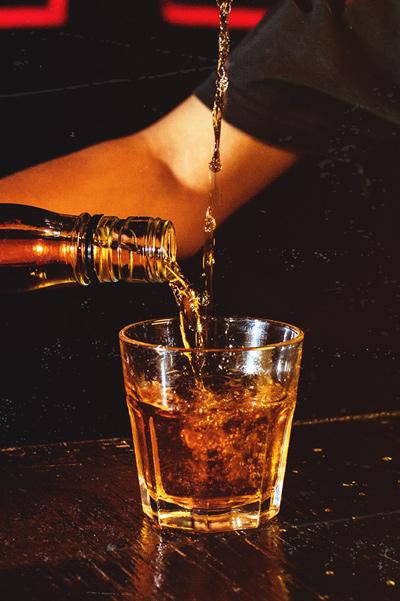 Stolen Rum Bomb Shot Recipe