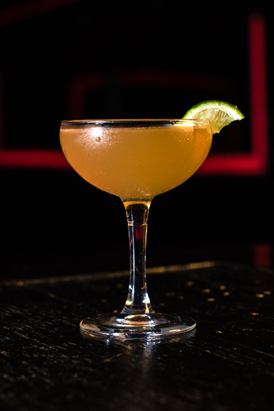 Stolen Smoked Rum Daiquiri Cocktail Recipe