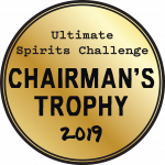 Ultimate Spirits Challenge Chairman's Trophy Stolen Whiskey