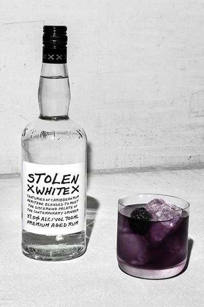 Stolen White Rum Bramble