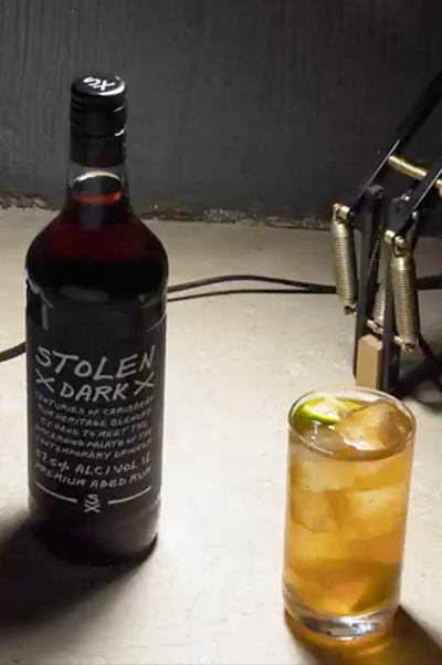 Dark and Dry Rum Recipe