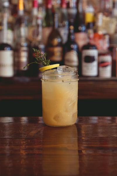 Stolen Rum Cocktail Recipe