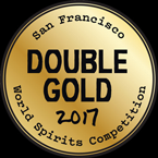 Double Gold San Francisco World Spirits Whiskey