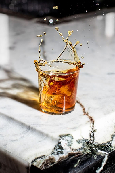 Stolen Old Fashioned Whiskey Cocktail