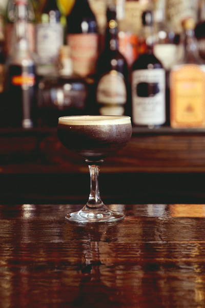 Stolen Cocktail Recipe - Espresso Martini