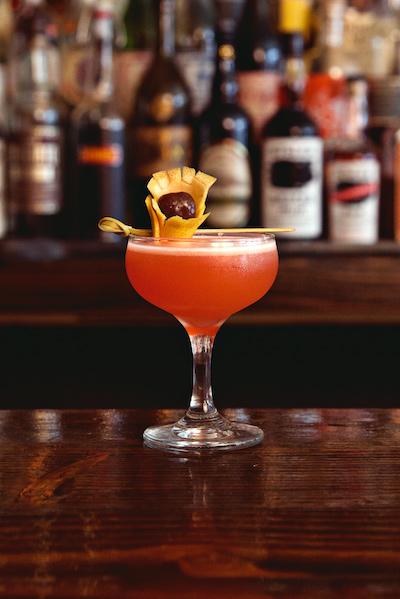Stolen Rum Grapefruit Cocktail Recipe