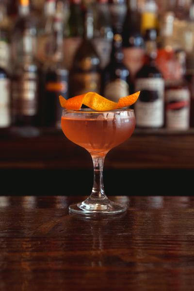 Stolen Whiskey Cocktail Recipe Brooklyn