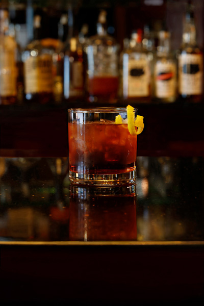 Stolen Whiskey Cocktail Recipe