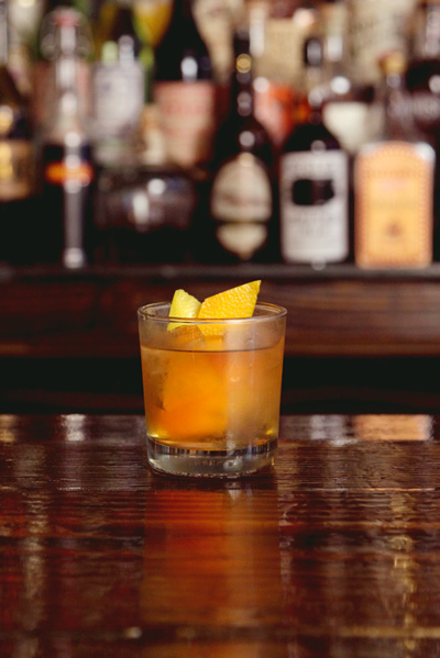 Stolen Cocktail Recipe - Old Fashioned