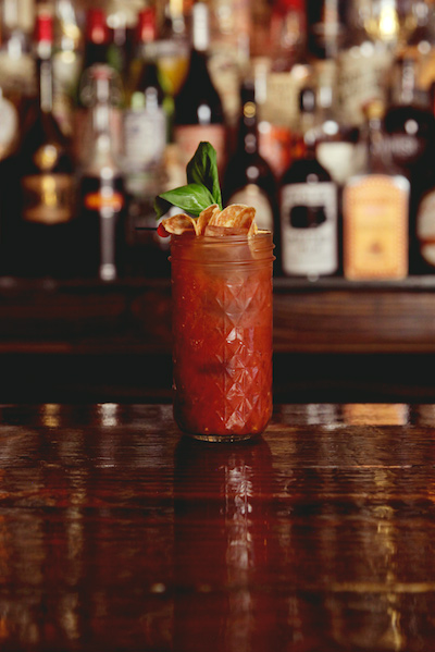 Stolen Rum Bloody Mary Cocktail Recipe