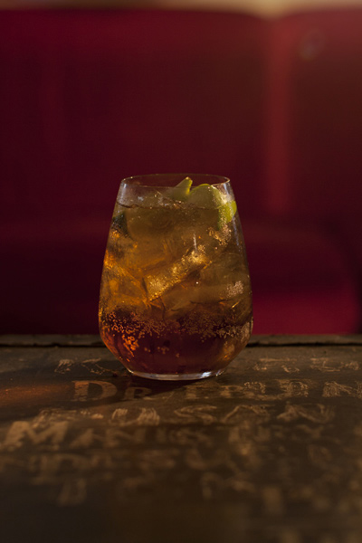 Stolen Dark Rum Cocktail Recipe
