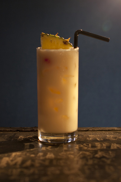 Stolen Dark Rum Pineapple Cocktail Recipe