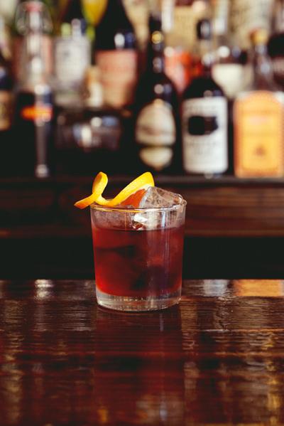 Stolen Cocktail Recipe - Negroni
