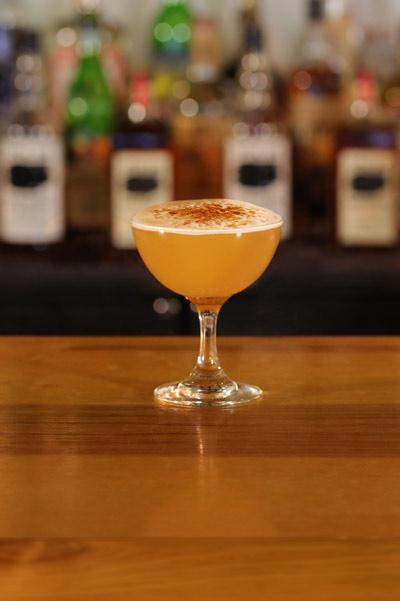 Stolen Smoked Rum Cocktail Recipe