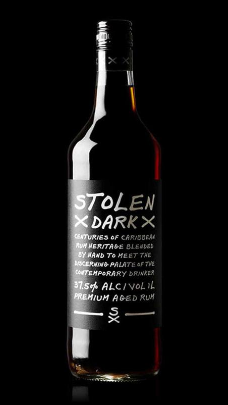 Stolen Dark Rum Australia New Zealand