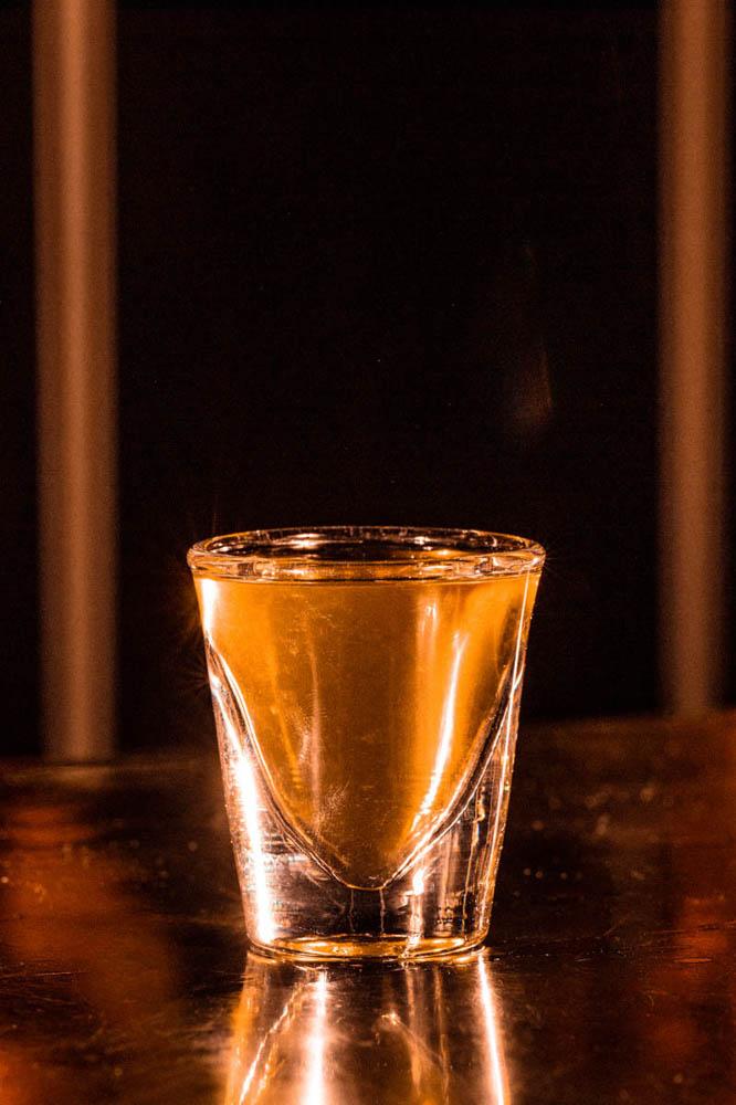 Stolen X American Rye Whiskey Shot